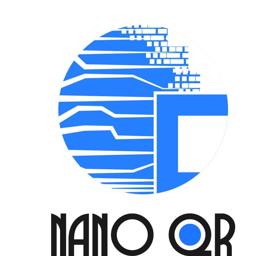 Kilpailutyö #                                        116                                      kilpailussa                                         Logo Design for NanoQR LLC, Paris