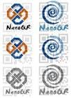 Graphic Design Kilpailutyö #25 kilpailuun Logo Design for NanoQR LLC, Paris