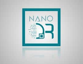 #129 for Logo Design for NanoQR LLC, Paris af aguilartedesign