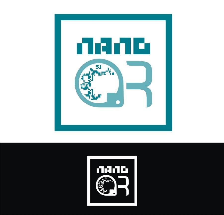 Kilpailutyö #75 kilpailussa Logo Design for NanoQR LLC, Paris