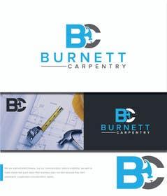 marts53 tarafından Burnett Carpentry Logo için no 18