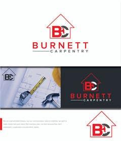 marts53 tarafından Burnett Carpentry Logo için no 34