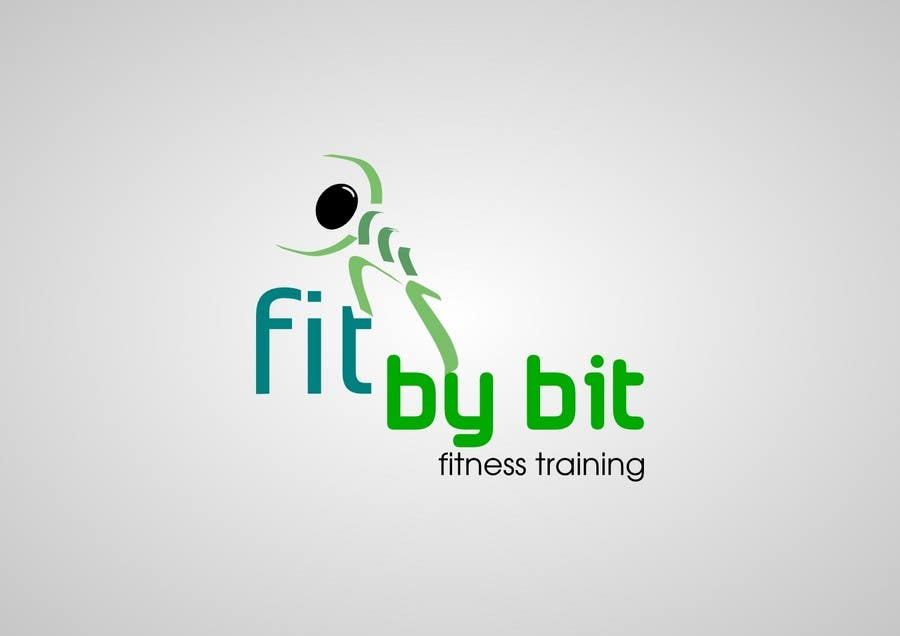 Konkurrenceindlæg #156 for Logo design for Fit By Bit personal and group fitness training