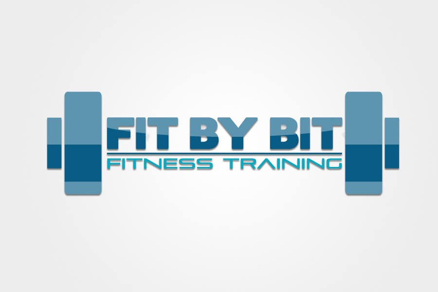 Konkurrenceindlæg #164 for Logo design for Fit By Bit personal and group fitness training