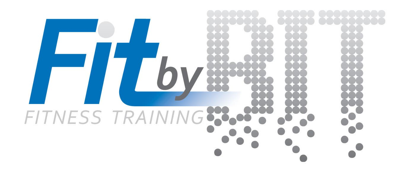 Konkurrenceindlæg #104 for Logo design for Fit By Bit personal and group fitness training