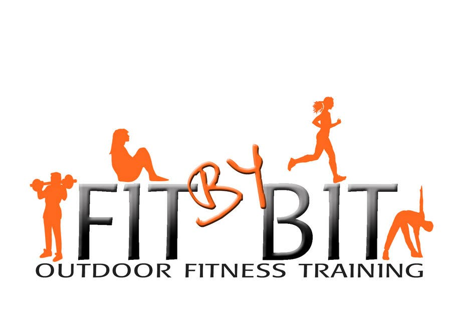Konkurrenceindlæg #244 for Logo design for Fit By Bit personal and group fitness training