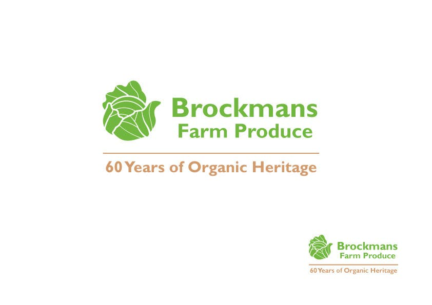 #42 for Design a Logo for an Organic Farm by unintended1