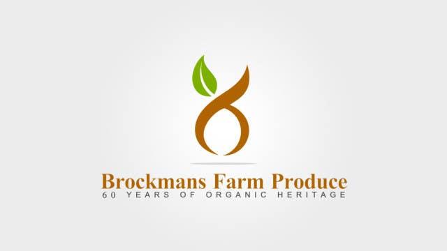 #158 for Design a Logo for an Organic Farm by FreeLander01