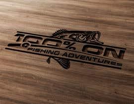 Nro 154 kilpailuun Design a Logo - fishing logo käyttäjältä eddesignswork
