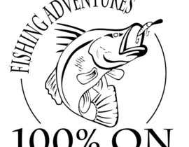 Nro 63 kilpailuun Design a Logo - fishing logo käyttäjältä Grochy