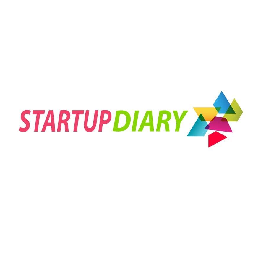 Urgent: Design a Logo for Startup Diary blog için 5 numaralı Yarışma Girdisi