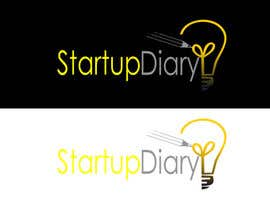 #17 cho Urgent: Design a Logo for Startup Diary blog bởi mirna89