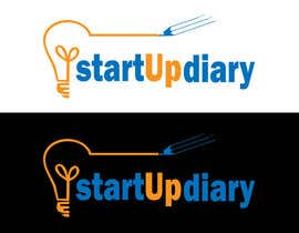 #43 for Urgent: Design a Logo for Startup Diary blog by mirna89
