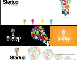 #41 for Urgent: Design a Logo for Startup Diary blog by zainnoushad
