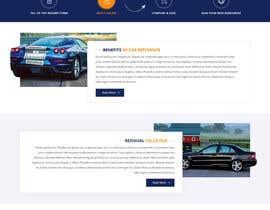 Nro 8 kilpailuun Re-design a PDF into a fully responsive HTML ONE-PAGER-WEBSITE käyttäjältä nizagen