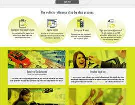 Nro 39 kilpailuun Re-design a PDF into a fully responsive HTML ONE-PAGER-WEBSITE käyttäjältä bd600102