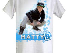 #31 for Design a T-Shirt for MattyB af ismathstyle