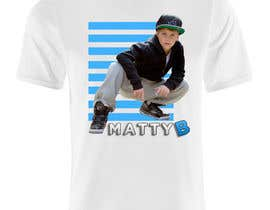 #21 for Design a T-Shirt for MattyB by NicolasFragnito