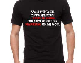 varun7791 tarafından Design a T-Shirt için no 110