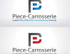 #101 for Logo for Piece-Carrosserie.com by thecooldesigner