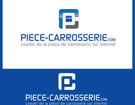 #85 para Logo for Piece-Carrosserie.com por mdreyad