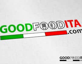 eduardsanfelix tarafından Disegnare un Logo goodfoodita.com için no 12