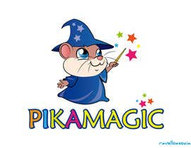 #33 for Design a Logo for Pikamagic by ravelloasociados
