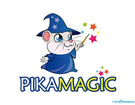 #34 for Design a Logo for Pikamagic by ravelloasociados