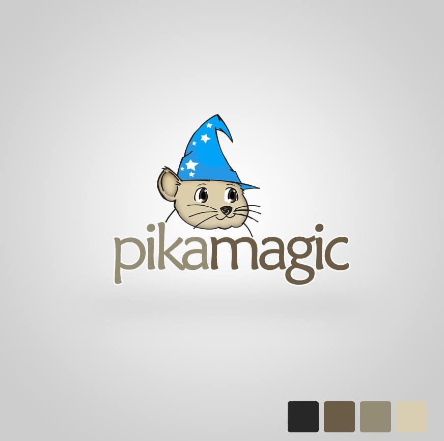 Proposition n°13 du concours Design a Logo for Pikamagic
