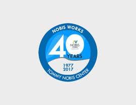 Nro 200 kilpailuun 40th Anniversary Logo käyttäjältä archangel95