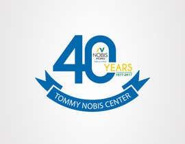 Nro 192 kilpailuun 40th Anniversary Logo käyttäjältä vkdykohc