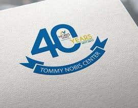 Nro 194 kilpailuun 40th Anniversary Logo käyttäjältä vkdykohc