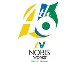 escarpia tarafından 40th Anniversary Logo için no 120
