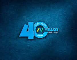 portasjm tarafından 40th Anniversary Logo için no 180