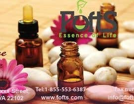 #18 for Business Card for Essential oil company af des10
