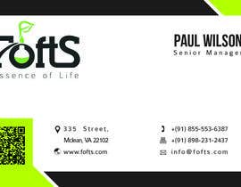 #27 for Business Card for Essential oil company af Niscool