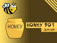 Graphic Design Kilpailutyö #40 kilpailuun Design a Logo for  Honey Pot