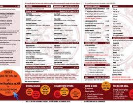 Nro 5 kilpailuun redesign takeaway menu käyttäjältä Yoowe