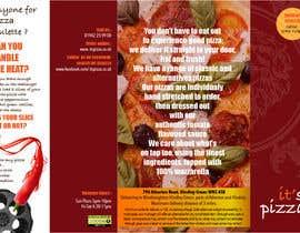 Nro 25 kilpailuun redesign takeaway menu käyttäjältä Yoowe