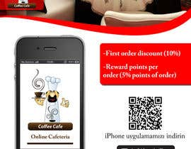 #8 para Design a Brochure for Restaurants (iPhone App & Website Ordering) por designerdesk26
