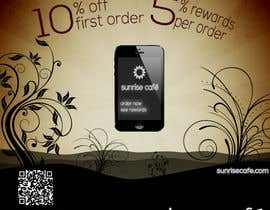 rob9095 tarafından Design a Brochure for Restaurants (iPhone App & Website Ordering) için no 15