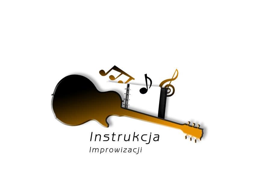 Contest Entry #10 for Logo for guitar improvisation company