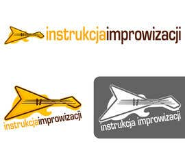 #14 para Logo for guitar improvisation company por nivleiks