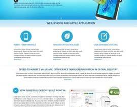 #30 para Κατασκευή μιας Ιστοσελίδας for Premium SMS por usaart