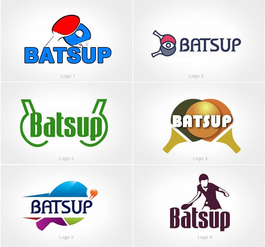 Bài tham dự cuộc thi #15 cho Design a Logo for Bats Up