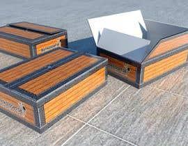 Nro 3 kilpailuun Design a cardboard box to look like a treasure chest. käyttäjältä yadisudjana