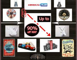 #40 for Design a Banner for a retail website af RomeoDev