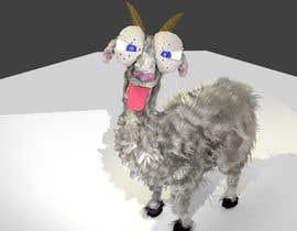 RLaVellW tarafından 3D Modelling and Animation of a Cartoon game character için no 5
