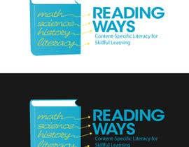Nro 10 kilpailuun Reading Ways Logo käyttäjältä jaywdesign