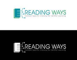 Nro 11 kilpailuun Reading Ways Logo käyttäjältä jaywdesign